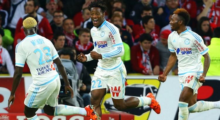 Marseille gagne enfin à l'extérieur