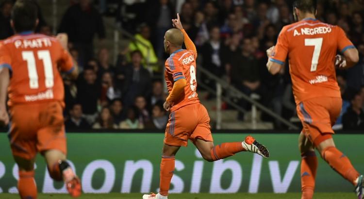 Lyon battu par Valence en Champions League
