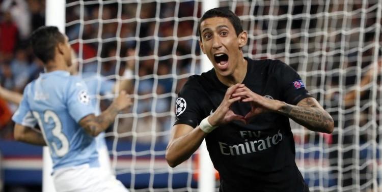 Le PSG inscrit 5 buts en Suède